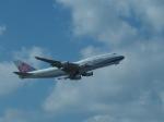 ken1☆MYJさんが、那覇空港で撮影したチャイナエアライン 747-409の航空フォト(写真)