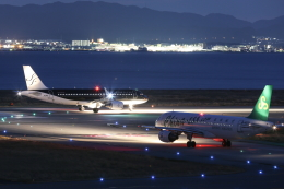 wtb11_ksさんが、関西国際空港で撮影した春秋航空 A320-214の航空フォト(飛行機 写真・画像)