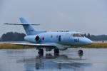 パンダさんが、新田原基地で撮影した航空自衛隊 U-125A (BAe-125-800SM)の航空フォト(飛行機 写真・画像)