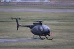 ANA744Foreverさんが、札幌飛行場で撮影した陸上自衛隊 OH-6Dの航空フォト(写真)