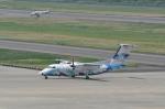 kumagorouさんが、仙台空港で撮影した天草エアライン DHC-8-103Q Dash 8の航空フォト(飛行機 写真・画像)