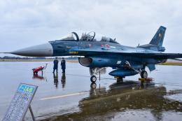 パンダさんが、新田原基地で撮影した航空自衛隊 F-2Bの航空フォト(飛行機 写真・画像)