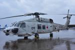 パンダさんが、新田原基地で撮影した海上自衛隊 SH-60Kの航空フォト(写真)