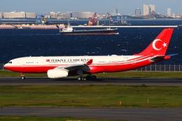 航空フォト:TC-TUR トルコ政府 A330-200