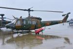 パンダさんが、新田原基地で撮影した陸上自衛隊 UH-1Jの航空フォト(飛行機 写真・画像)