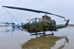 パンダさんが、新田原基地で撮影した陸上自衛隊 AH-1Sの航空フォト(写真)