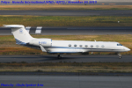 Chofu Spotter Ariaさんが、羽田空港で撮影した北京首都航空 G-V-SP Gulfstream G550の航空フォト(飛行機 写真・画像)