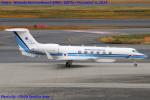 Chofu Spotter Ariaさんが、羽田空港で撮影した海上保安庁 G-V Gulfstream Vの航空フォト(飛行機 写真・画像)