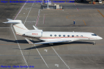 Chofu Spotter Ariaさんが、羽田空港で撮影したユタ銀行 G650 (G-VI)の航空フォト(飛行機 写真・画像)