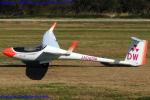 Chofu Spotter Ariaさんが、妻沼滑空場で撮影した同志社大学体育会航空部 - Doshisha University Aviation Club ASW 28-18の航空フォト(飛行機 写真・画像)