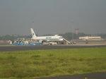 twinengineさんが、ネータージー・スバース・チャンドラ・ボース国際空港で撮影したブルー・ダート・アビエーション 757-236(SF)の航空フォト(写真)