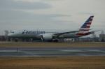 北の熊さんが、新千歳空港で撮影したアメリカン航空 787-8 Dreamlinerの航空フォト(飛行機 写真・画像)