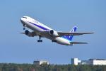 パンダさんが、宮崎空港で撮影した全日空 767-381の航空フォト(写真)