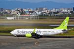 パンダさんが、宮崎空港で撮影したソラシド エア 737-86Nの航空フォト(写真)