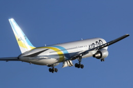 yuu@HKD/RJCHさんが、函館空港で撮影したAIR DO 767-33A/ERの航空フォト(飛行機 写真・画像)