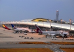 ぼーいんぐ747さんが、関西国際空港で撮影したカタール航空 A330-202の航空フォト(写真)