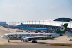 m-takagiさんが、関西国際空港で撮影したエバー航空 A330-203の航空フォト(飛行機 写真・画像)