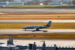 m-takagiさんが、伊丹空港で撮影したアメリカ海兵隊 560 Citation V/Ultra/Encoreの航空フォト(飛行機 写真・画像)