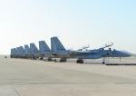 じーく。さんが、那覇空港で撮影した航空自衛隊 F-15DJ Eagleの航空フォト(飛行機 写真・画像)