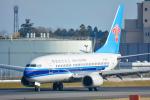 パンダさんが、成田国際空港で撮影した中国南方航空 737-71Bの航空フォト(写真)