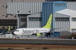T.Sazenさんが、伊丹空港で撮影したソラシド エア 737-86Nの航空フォト(飛行機 写真・画像)