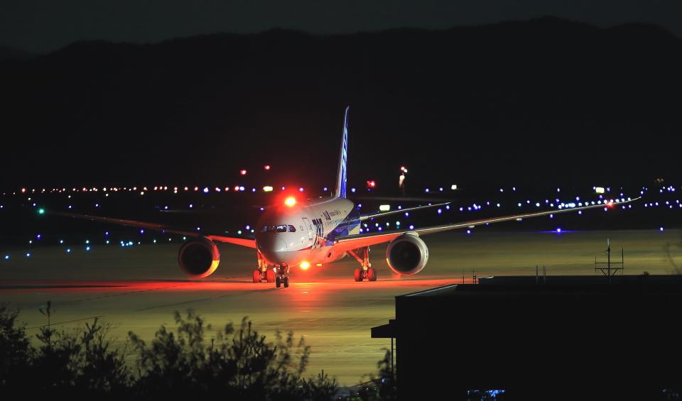 ふじいあきらさんの全日空 Boeing 787-8 Dreamliner (JA818A) 航空フォト