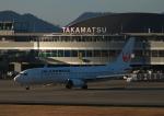 サボリーマンさんが、高松空港で撮影した日本航空 737-846の航空フォト(写真)