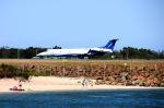 まいけるさんが、シドニー国際空港で撮影したジェット・アジア EMB-135BJ Legacyの航空フォト(写真)