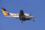 kumagorouさんが、仙台空港で撮影した日本エアシステム 200 Super King Airの航空フォト(写真)