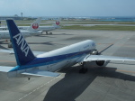 ken1☆MYJさんが、那覇空港で撮影した全日空 777-381の航空フォト(写真)