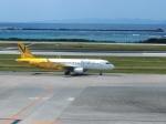 ken1☆MYJさんが、那覇空港で撮影したバニラエア A320-216の航空フォト(写真)