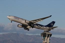 ロサンゼルス国際空港 - Los Angeles International Airport [LAX/KLAX]で撮影された大韓航空 - Korean Air [KE/KAL]の航空機写真
