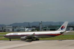 航空フォト:9M-MKS マレーシア航空 A330-300