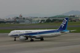 にしやんさんが、名古屋飛行場で撮影した全日空 A321-131の航空フォト(飛行機 写真・画像)