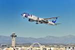 Cimarronさんが、ロサンゼルス国際空港で撮影した全日空 787-9の航空フォト(写真)