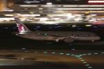 MA~RUさんが、羽田空港で撮影したカタール航空 787-8 Dreamlinerの航空フォト(写真)