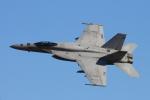 TKBKさんが、厚木飛行場で撮影したアメリカ海軍 F/A-18E Super Hornetの航空フォト(写真)