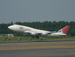 成田国際空港 - Narita International Airport [NRT/RJAA]で撮影された日本航空 - Japan Airlines [JL/JAL]の航空機写真