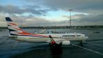 バーバ父さんが、ヴァーツラフ・ハヴェル・プラハ国際空港で撮影したスマート・ウイングス 737-804の航空フォト(写真)