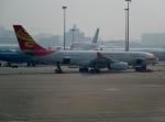 ハピネスさんが、香港国際空港で撮影した香港航空 A330-243の航空フォト(飛行機 写真・画像)