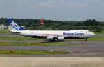 ハピネスさんが、成田国際空港で撮影した日本貨物航空 747-8KZF/SCDの航空フォト(飛行機 写真・画像)