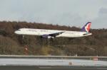 北の熊さんが、新千歳空港で撮影したマカオ航空 A321-231の航空フォト(写真)