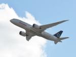 aquaさんが、関西国際空港で撮影したエア・インディア 787-8 Dreamlinerの航空フォト(写真)