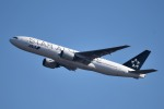tsubasa0624さんが、羽田空港で撮影した全日空 777-281の航空フォト(飛行機 写真・画像)