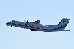 tsubasa0624さんが、羽田空港で撮影した海上保安庁 DHC-8-315Q MPAの航空フォト(写真)