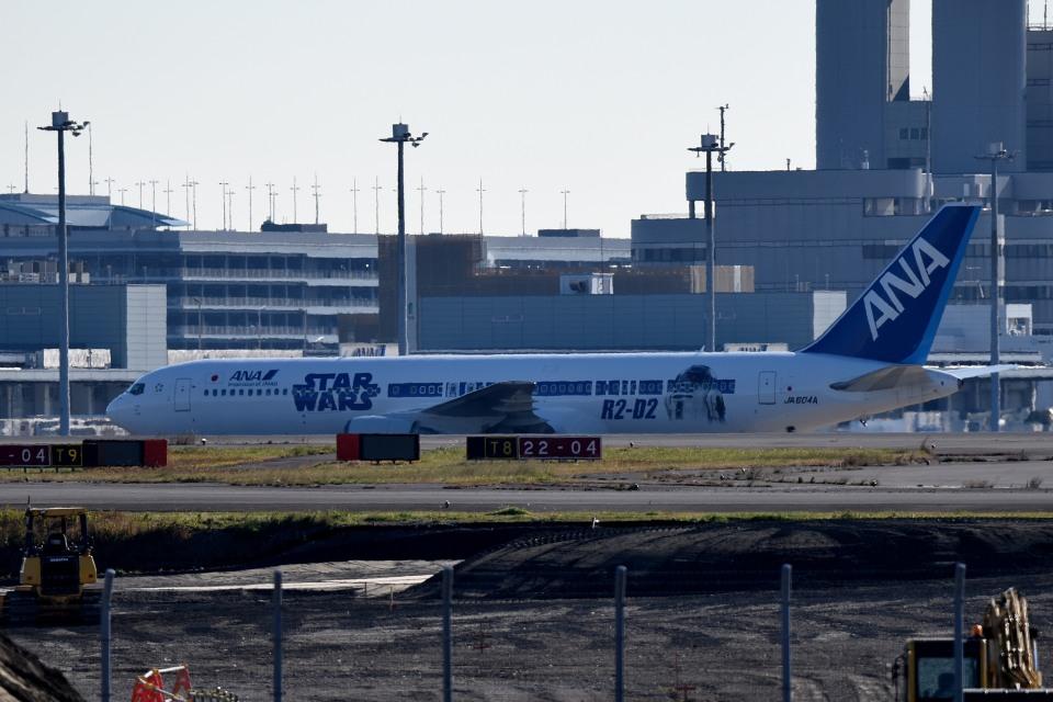 tsubasa0624さんの全日空 Boeing 767-300 (JA604A) 航空フォト