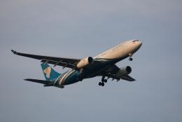 X8618さんが、スワンナプーム国際空港で撮影したオマーン航空 A330-243の航空フォト(飛行機 写真・画像)