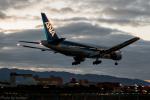 こだしさんが、伊丹空港で撮影した全日空 777-281/ERの航空フォト(写真)