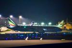パンダさんが、成田国際空港で撮影したエチオピア航空 787-8 Dreamlinerの航空フォト(飛行機 写真・画像)