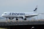 バーバ父さんが、パリ シャルル・ド・ゴール国際空港で撮影したフィンエアー A321-211の航空フォト(写真)